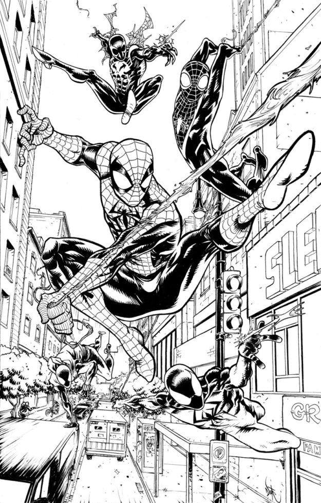 cara menggambar spiderman, mewarnai spiderman, spiderman comic cover, spiderman comic peter parker, spiderman comic mary jane, spider man comic strip, spiderman comic page superman comic