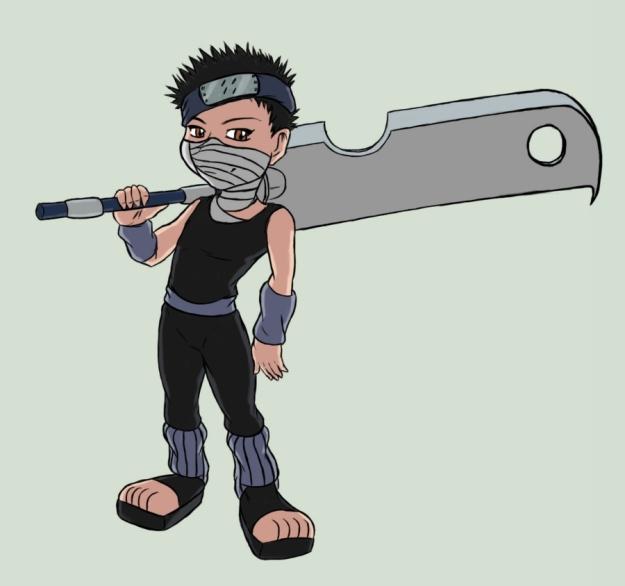 1000 Gambar Chibi Karakter Naruto Paling Keren Dan Lucu