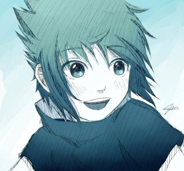 72 gambar lukisan sasuke waktu kecil lucu banget