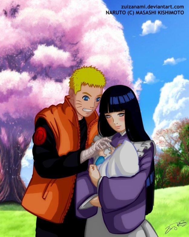 Download image Gambar Naruto Hokage Dan Hinata Serta PC, Android ...
